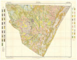 Soil map, North Carolina, Cabarrus County sheet