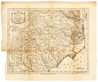 A map of the seat of war in the southern part of Virginia, North Carolina, and the northern part...