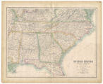 United States North America According to Calvin Smith and Tanner by G. H. Swaston Edinr. The South...