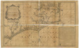 ...Chart of his Majesties Province of North Carolina...