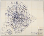1983 Charlotte-Mecklenburg thoroughfare plan
