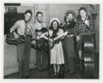 Image Folder 0111_03: Crazy Tennesseans (includes Roy Acuff, Jess Easterday, Red Jones, Clell...