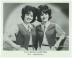 Image Folder 0151: The Atkin Sisters (includes D.J. Atkin, Rosie Atkin): Portrait, undated