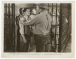 Image Folder 0106: Roy Acuff, Guinn Big Boy Williams: Movie still from Smoky Mountain Melody,...