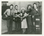 Image Folder 0111_07: Crazy Tennesseans (includes Roy Acuff, Jess Easterday, Red Jones, Clell...