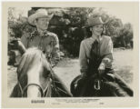 Image Folder 0123: Rex Allen: Movie still from The Arizona Cowboy, circa 28 April 1950: Scan 1
