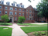 Connor Residence Hall, dedicated 1948